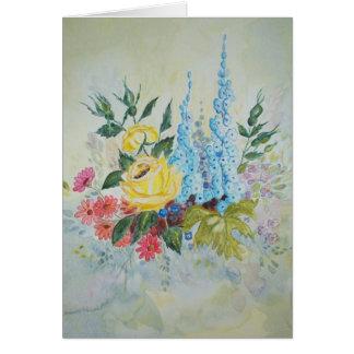 Card Bouquet