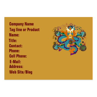 Card Business New Orleans Large Business Cards (Pack Of 100)