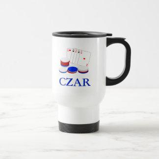 Card Czar Mugs