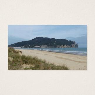Card De Visita Natural Beaches
