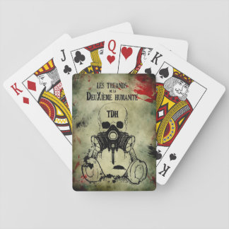 Card deck of the second humanity