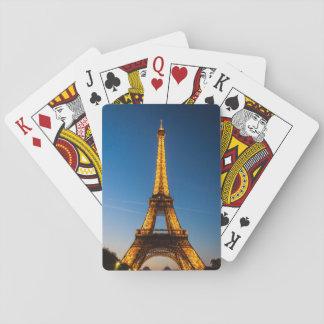 Card decks Paris - Eiffel Tower #1