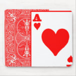 card design mousepad