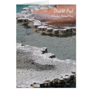Card: Doublet Pool Mineral Deposits #1 (Portrait) Card