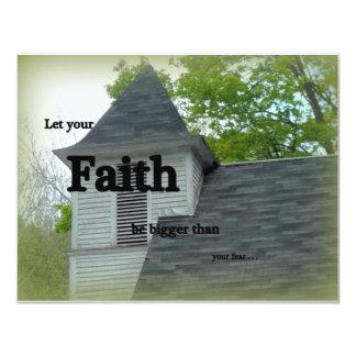 Card - Encouragement - Faith