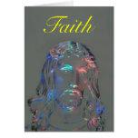 Card - Faith
