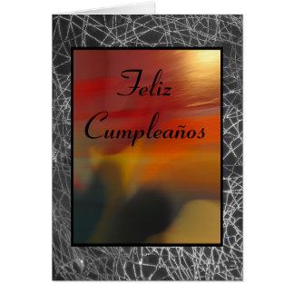 Card - Feliz Cumpleaños