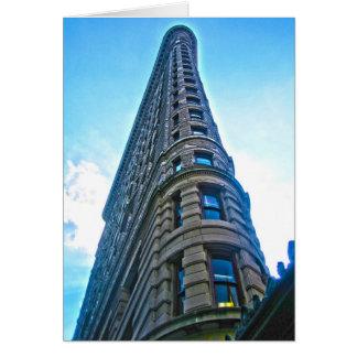 Card - Flatiron Building, New York City