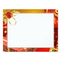 """Card for """"Present """" photo"""