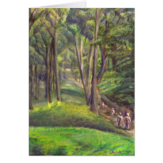 CARD: Forest Murmurs Card