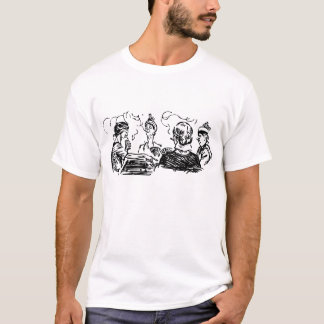 Card Game for Dames T-Shirt
