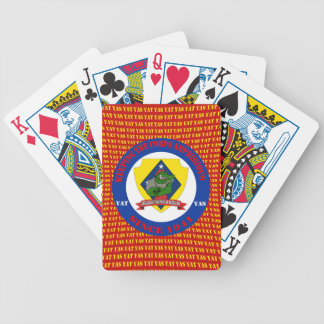 Card Gators 3d AA Editions Premium Playing Cards.