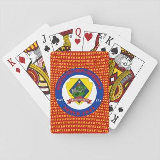 Card Gators 3rd AABN Edition II Poker Deck