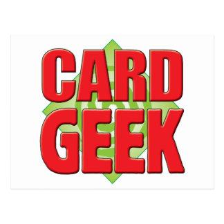 Card Geek v2 Postcard