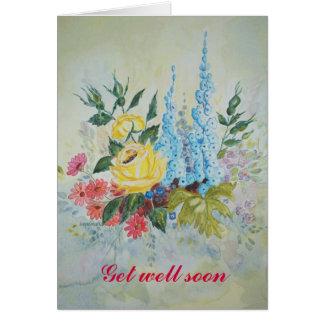 Card Get well