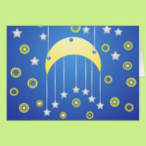 Card: Give Him The Moon Card