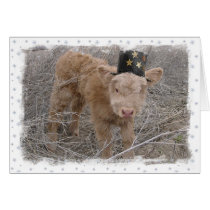Card - Happy Moo Year!