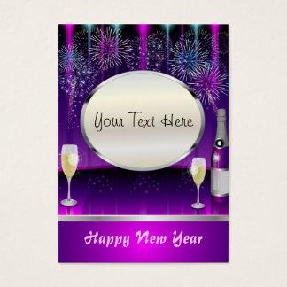 Card Happy New Year