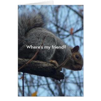 Card: Introvert wanting to Hang out. Card