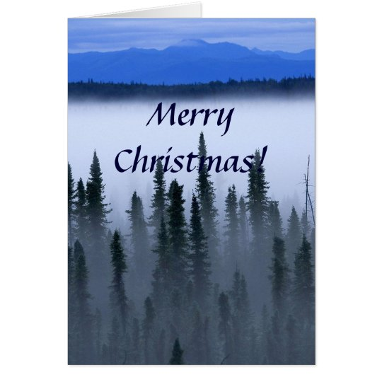 Card / Kenai National Wildlife Refuge / Christmas
