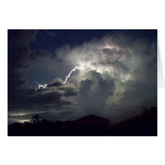 Card - Lightning Storm