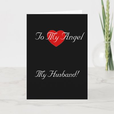 i love you cards for husband