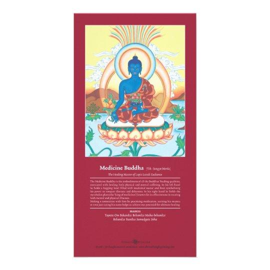 CARD Medicine Buddha - with explanation
