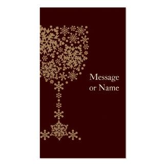 Card metsusejikado of crystal glass business card templates