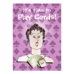 Card Party Invitation