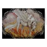 Card - Pegasus Wildflower Fields