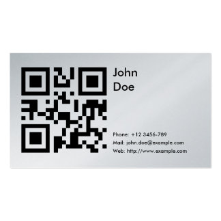 Card phone email web business cards