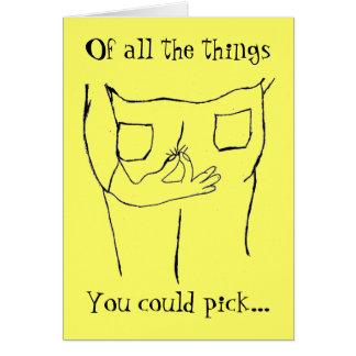 Card - Pick Me
