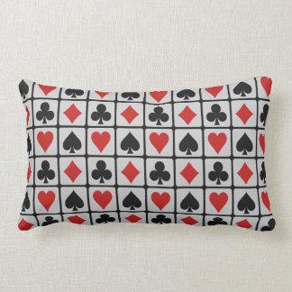 Card Player cushions Pillow