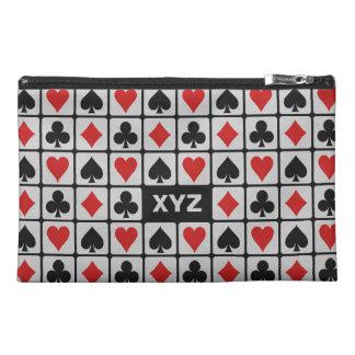 Card Player custom accessory bags