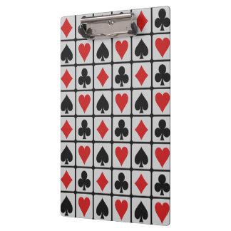 Card Player custom clipboard