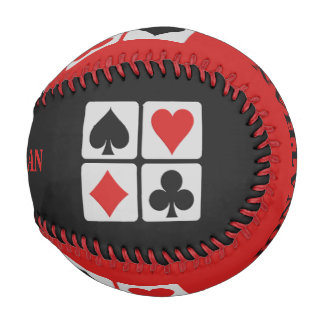 Card Player custom name baseball