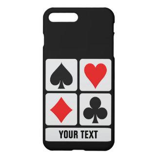 Card Player custom phone cases
