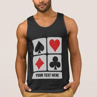 Card Player custom shirts jackets