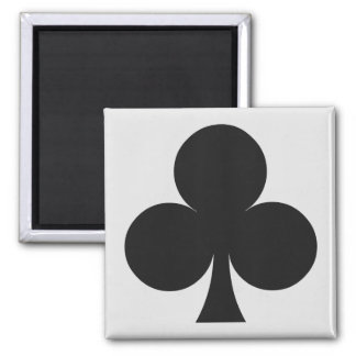 Card Player magnets - Club
