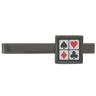 Card Player tie bar