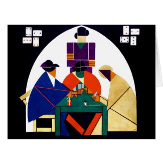 Card Players 1916