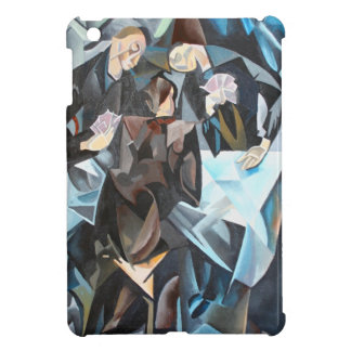 Card Players and Poker Faces Cover For The iPad Mini