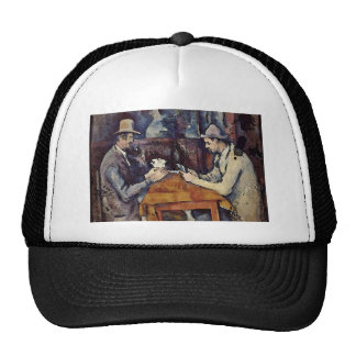 Card Players Trucker Hat