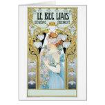 Card: Privat-Livemont - Le bec Liais