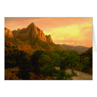 Card Series - Zion NP