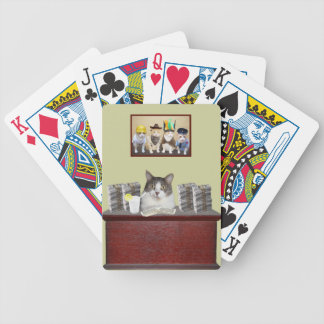 Card Shark Mikie Bicycle Playing Cards