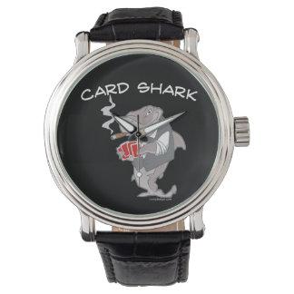 Card Shark Watches