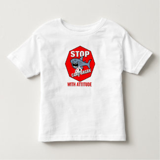 Card Shark With Attitude Toddler T-shirt