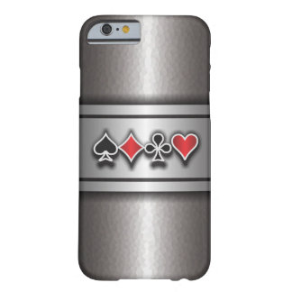 Card Sharp 1 Barely There iPhone 6 Case