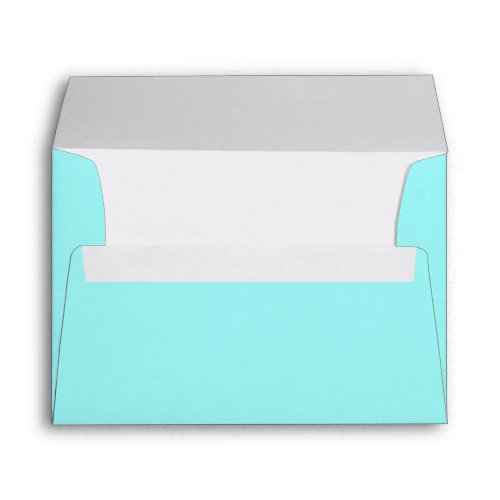 Card Size Envelope with Color Create Your Own